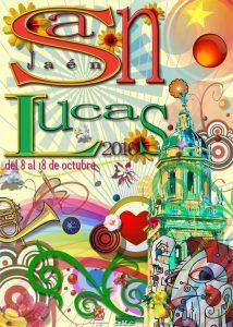Cartel Feria San Lucas 2016