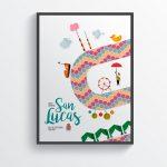 Cartel Feria Jaen San Lucas 2018